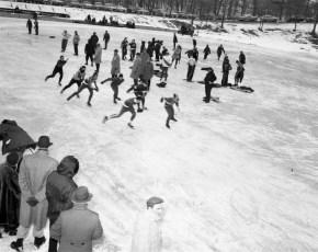 Oakdale Lake Hudson Lions Club Ice Carnival 1957 (3)