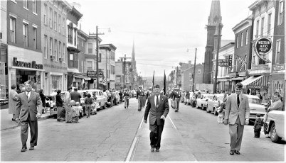 V.F.W. Parade Hudson 1957 (1)
