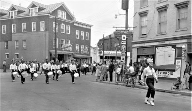 V.F.W. Parade Hudson 1957 (6)