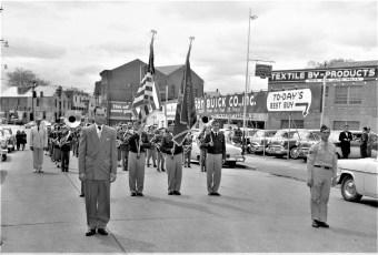 V.F.W. Parade Hudson 1957 (7)