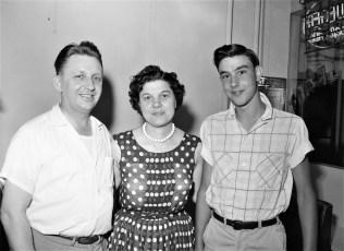 Yusko Fairwell Party Hudson 1957 (2)