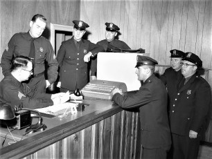 A Day in the Life Hudson Police Dept. 1960 (1)
