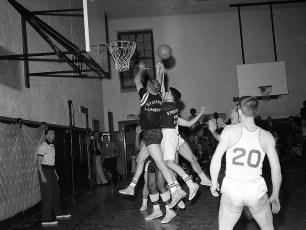 City League Basketball Hudson 1963 (1)