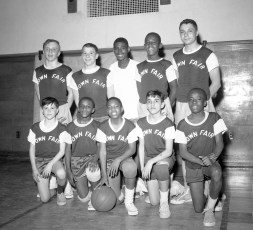 City of Hudson Youth Basketball League 1963 (1)