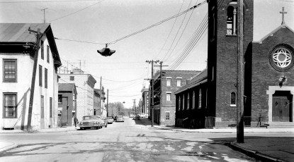 City of Hudson streets 1963 (2)