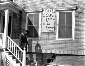 Deno's building 8th Street Hudson 1961 (1)
