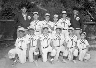 Elks Little League Teams Hudson 1963 (1)