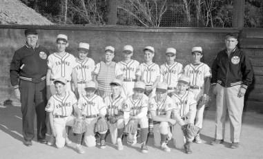 Elks Little League Teams Hudson 1963 (4)