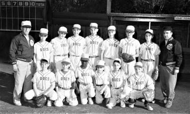 Elks Little League Teams Hudson 1963 (6)