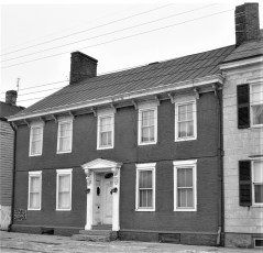 General Worth House Hudson 1963 (1)