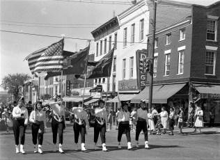 Hudson Fireman's Parade 1960 (3)