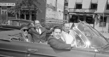 Hudson LL Opening Day Parade & Festivities 1963 (4)