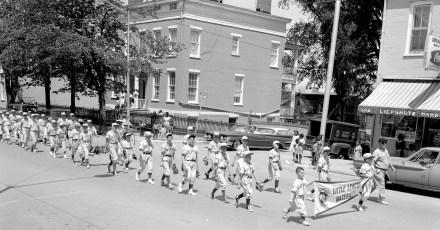 Hudson LL Opening Day Parade & Festivities 1963 (5)