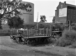 Hudson Train Station & Grounds 1960 (3)