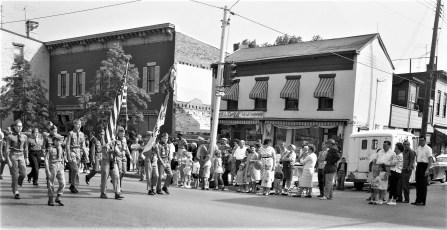 Memorial Day Parade Hudson 1963 (2)