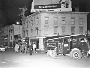 Park Place & Columbia St. Hudson 1960