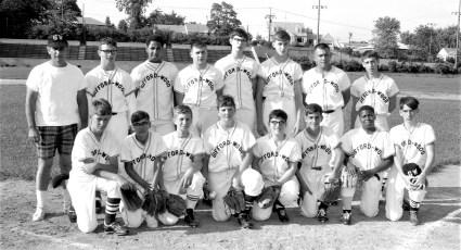 Babe Ruth League Hudson 1967 (1)