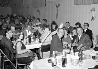 Elk's Club Party Hudson 1967