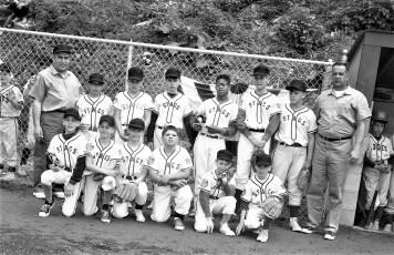 Elk's Little League Hudson 1968 (2)