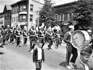 Elks Little League Parade & 1st Pitch Hudson 1968 (1)