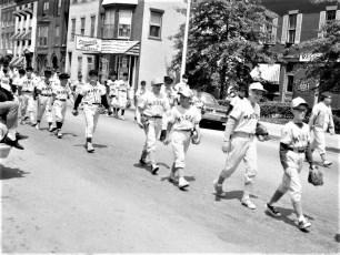 Elks Little League Parade & 1st Pitch Hudson 1968 (2)