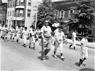 Elks Little League Parade & 1st Pitch Hudson 1968 (3)
