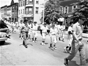 Elks Little League Parade & 1st Pitch Hudson 1968 (4)
