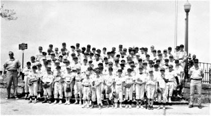 Elks Little League Parade & 1st Pitch Hudson 1968
