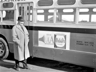 Harry Pizza Hendrick Hudson Bus Lines Greenport 1966
