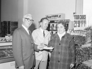 Hudson Grand Union Contest Winner 1966