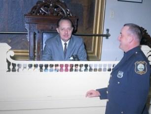 Hudson Judge Harold Lieberman 1966