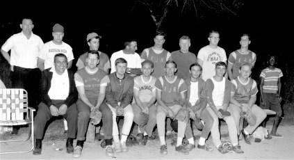 Hudson Men's Softball Team 1967 (2)