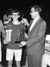 Hudson Police Youth Day Awards Program 1968 (2)