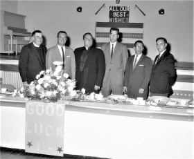 Joe McCrudden Banquet lving Dept. of Youth Hudson 1968 (1)