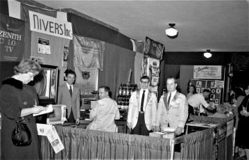 Niver's Inc exhibit at Hudson Expo 1965