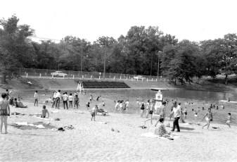 Oakdale Beach Hudson 1965