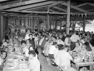 Pocketbook Factory Union Local 24 Barbeque 1965 (2)