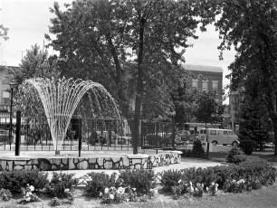 Hudson Park Fountain June 1975