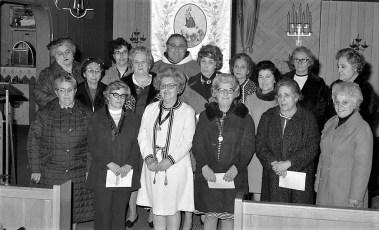 Mt. Carmel Church Hudson 1975
