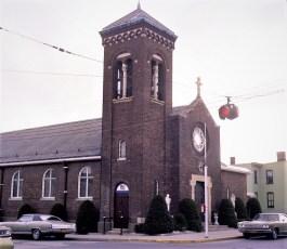 Mt. Carmel Church Hudson 1976 (1)
