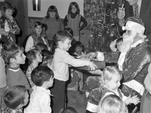 Clermont Fire Co. Xmas Party 1972 (1)