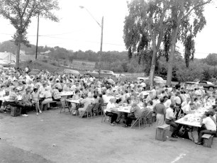 Clermont Fire Company Clambake 1967