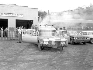 Clermont Fire Dept. Annual Clambake 1969 (2)