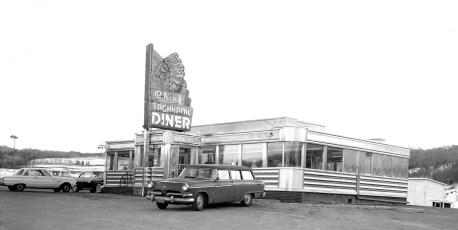 Burt Coon's Chief Taghkanic Diners at Rt. 82, Rt. 23 & Catskill 1963 (2)