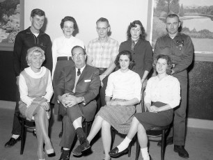 Citizen's Band Radio Club Officers & Directors 1964