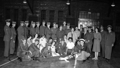 Civil Air Patrol Training at Hudson Armory 1962 (3)