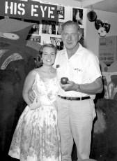 Col. Cty. Farm Bureau Apple Queen Ms. Hall 1964 (4)