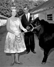 Col. Cty. Farm Bureau Apple Queen Ms. Hall 1964 (5)
