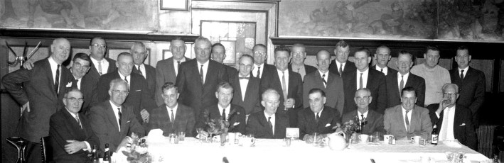 Col. Cty. Highway Dept. Retirement Party 1964