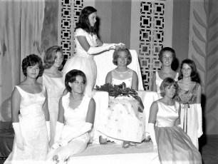 Columbia County School Girl Queen 1965